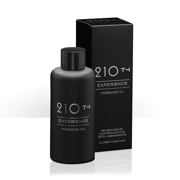 210th - Massage Oil