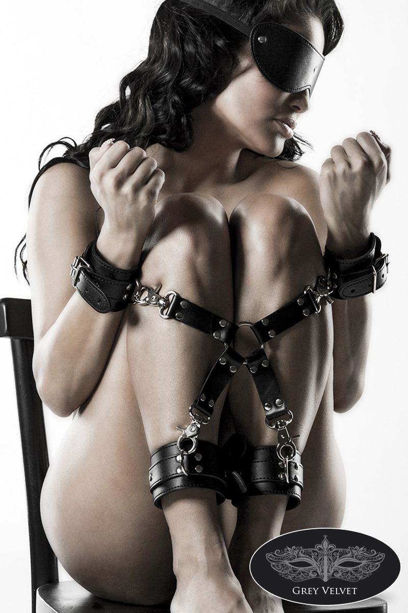 5-Piece Bondage Set