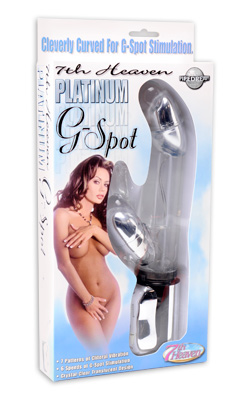 7th Heaven Platinum G-Spot Vibe
