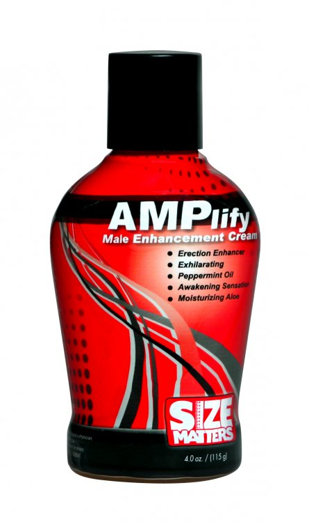 AMPlify Male Enhancement Cream