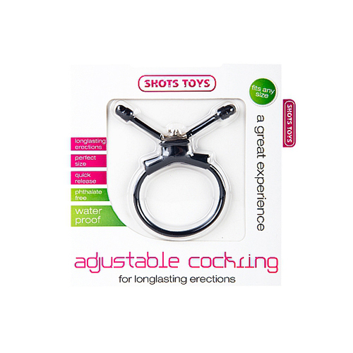 Adjustable Cockring