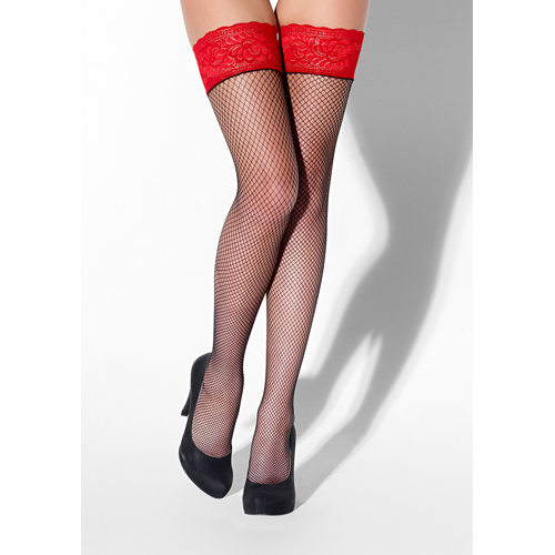 Adore Me Hold up stockings