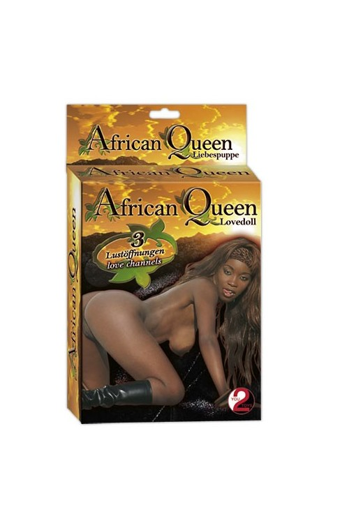 African Queen Love Doll
