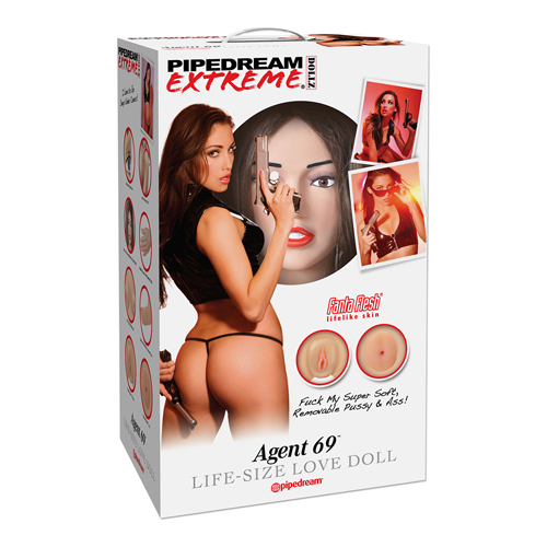 Agent 69 Life-Size Love Doll
