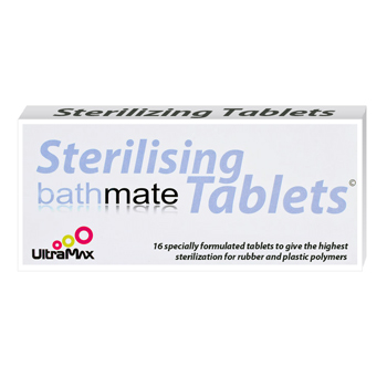 BATHMATE - STERILIZING TABLETS