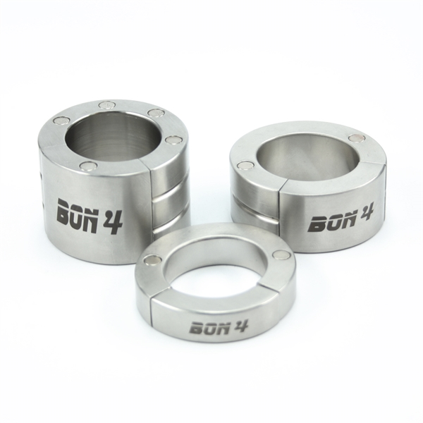 BON4M Set Magnetic Oval Ballstretchers Stackable