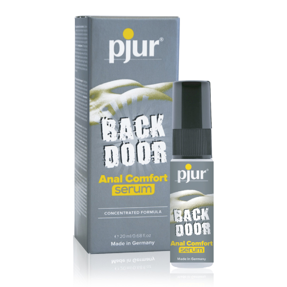 Back Door Anal Comfort Serum 20 ml