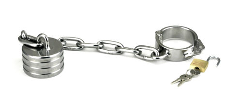 Ball Stretcher with Chain