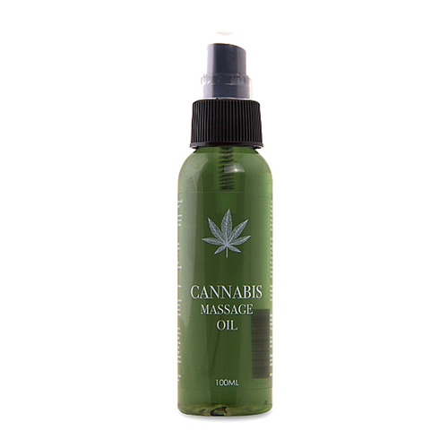 Cannabis Massage Oil