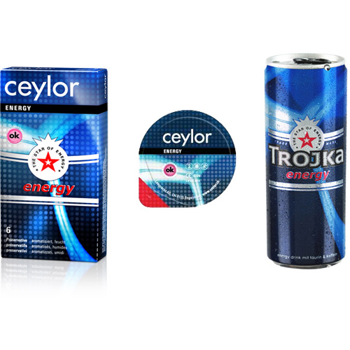 Ceylor Energy 6 Condoms