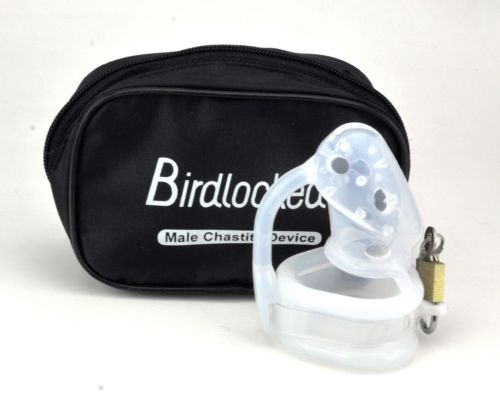Birdlocked Silicone Chastity Device