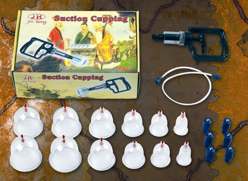 Suction Cupping Set