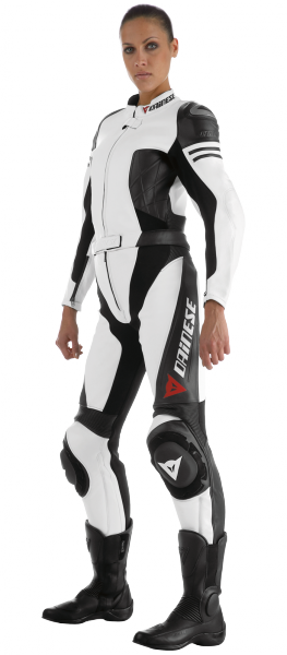 Dainese Dominia Womens One Piece Leather Suit