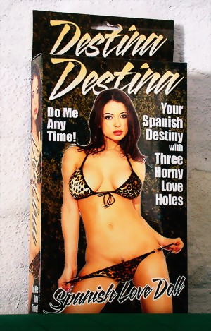 Destina Spanish Love Doll