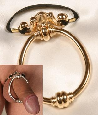 Door Knocker Penis Ring