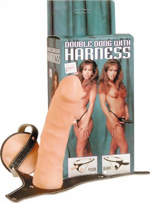 Double Dong with Harness