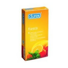 Durex Fiesta Condoms
