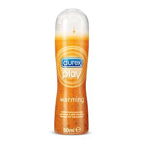 Durex Play Warming Lubricant Gel