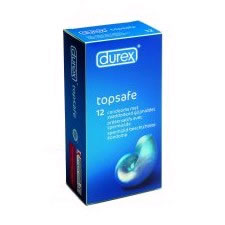 Durex Topsafe Condoms