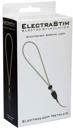 ElectraStim Metallic Adjustable Scrotal Loop