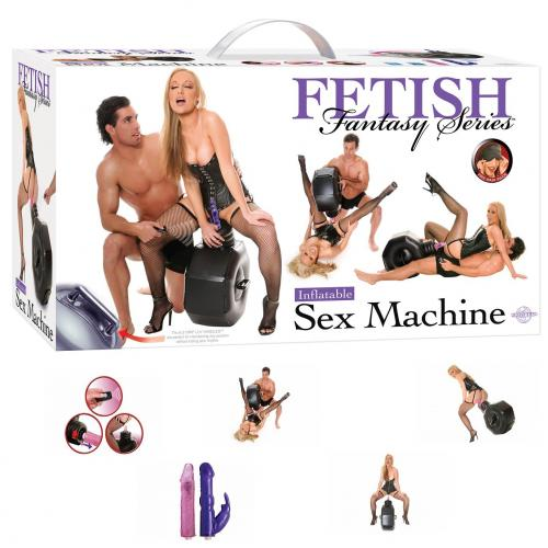 Fetish Fantasy Inflatable Sex Machine