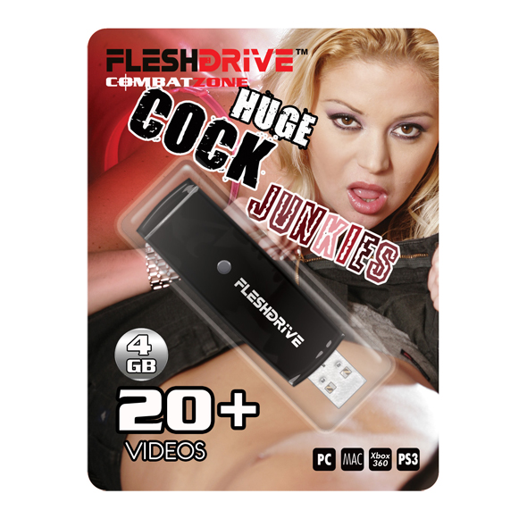 FleshDrive - Huge Cock Junkies