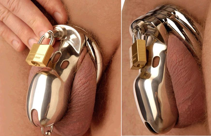 The Ultimate Fort Locking Chastity Device