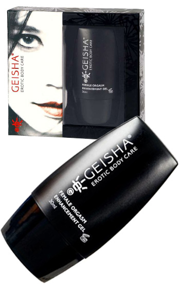 Geisha Female Orgasm Enhancement Gel