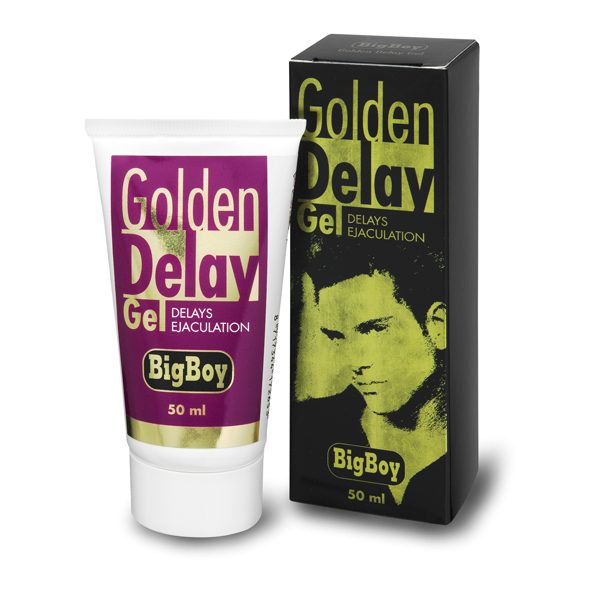 Big Boy - Golden Delay Gel