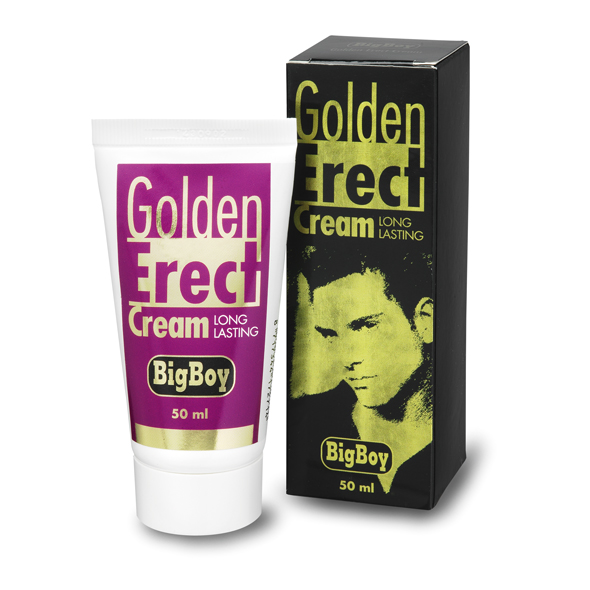 Big Boy - Golden Erect Cream
