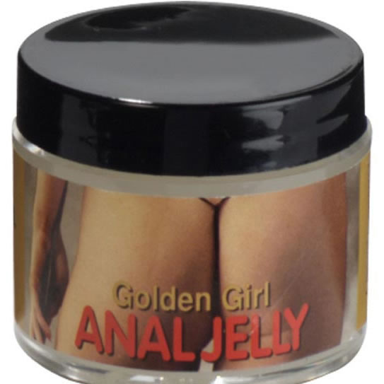 Golden Girl Anal Jelly