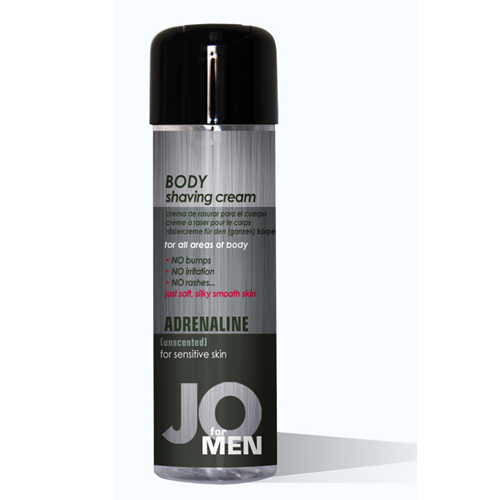 System JO Men Body Shaving Cream Adrenaline