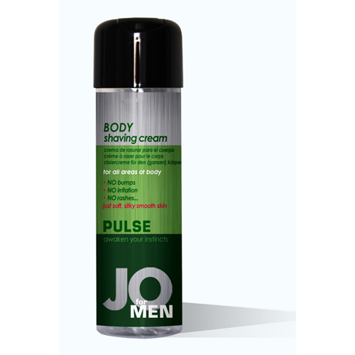 System JO Men Body Shaving Cream Pulse