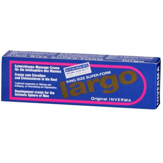 Largo Penis Enlargement Gel