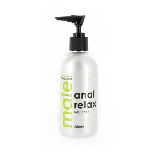 MALE - Anal Relax Lubricant