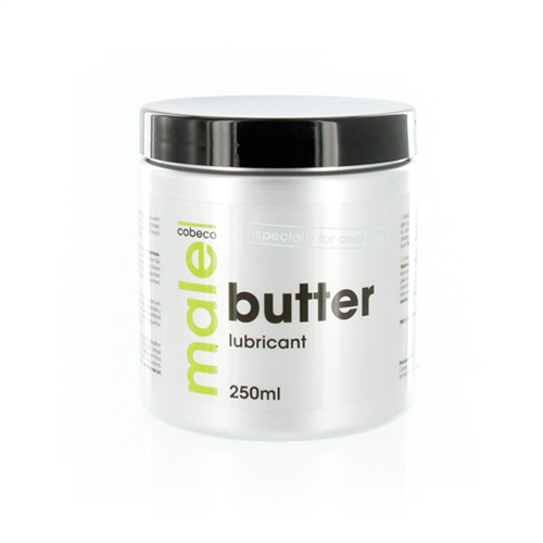 MALE - Butter Lubricant (250ml)