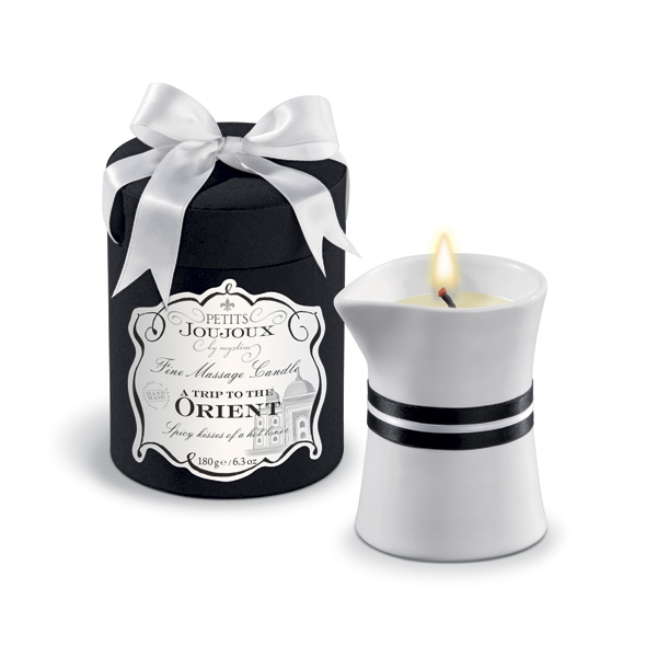 Massage Candle Orient