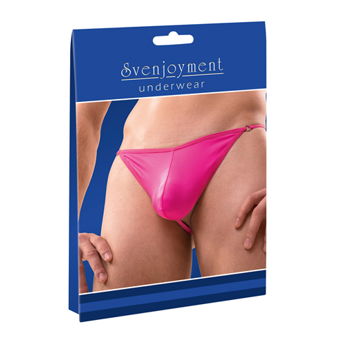 Men's Mini String Pink