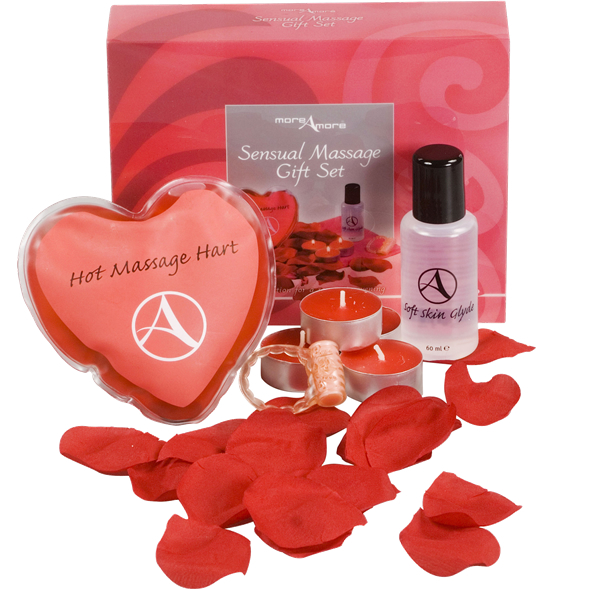 MoreAmore Sensual Massage Gift Set