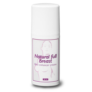 Natural Full Breast Cream