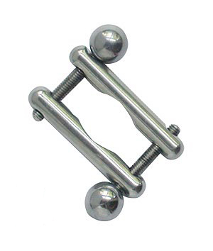 Ball Crusher Clamps
