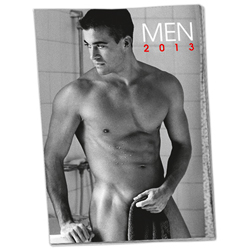 PIN UP men calendar 2013