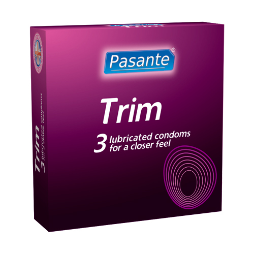 Pasante Trim condoms