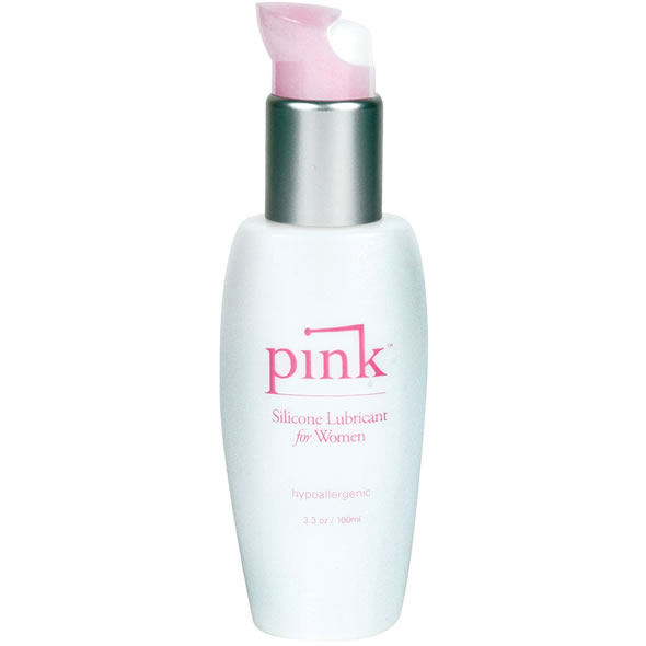 Pink - Silicone Lubricant 100 ml