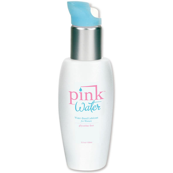 Pink Water Water Based Lubricant