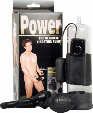 The Ultimate Vibrating Power Pump