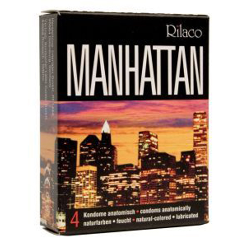 Rilaco Manhattan Condoms