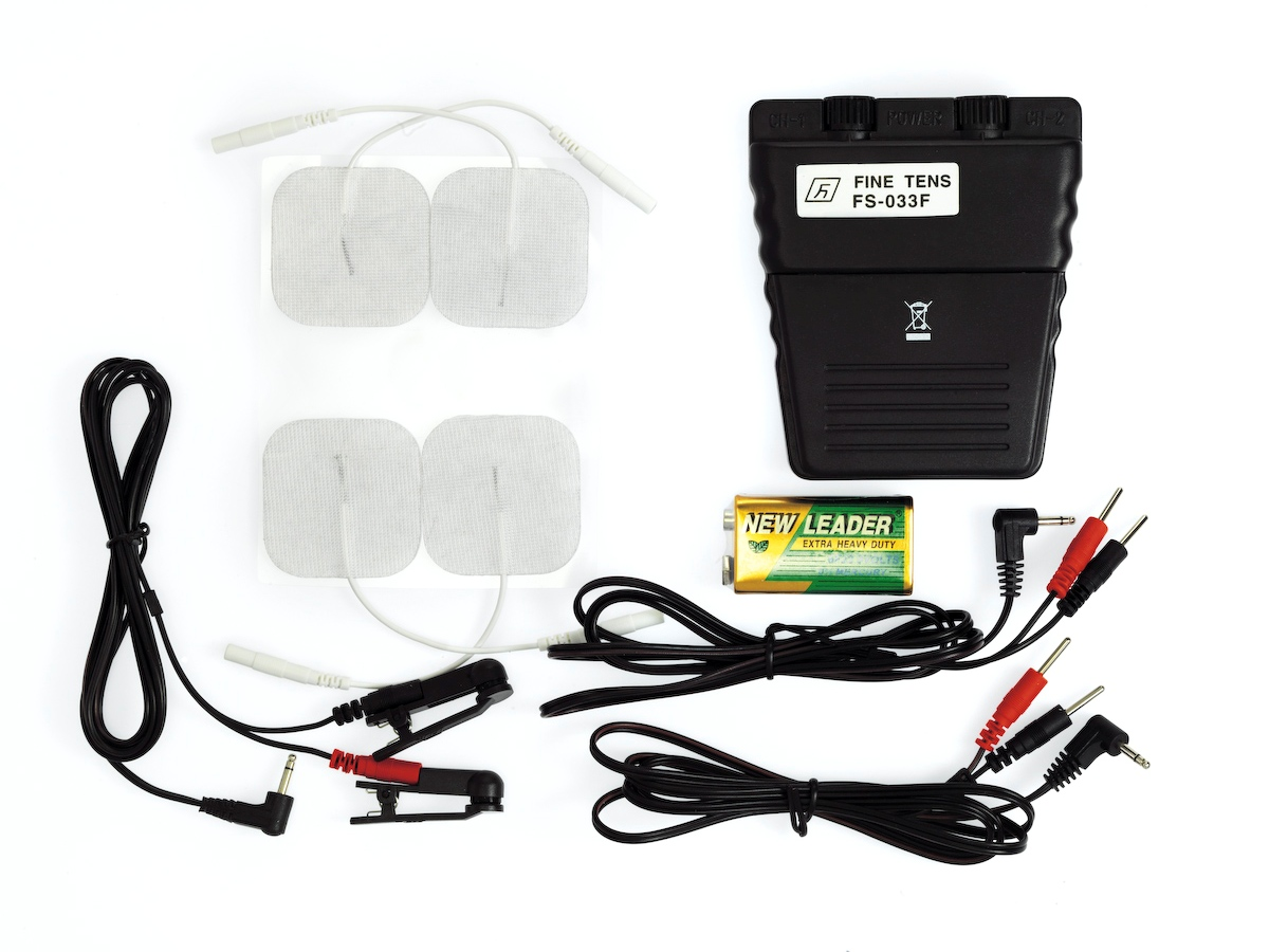 2 CHANNEL FS-033F Electro Stimulation Power Box Set