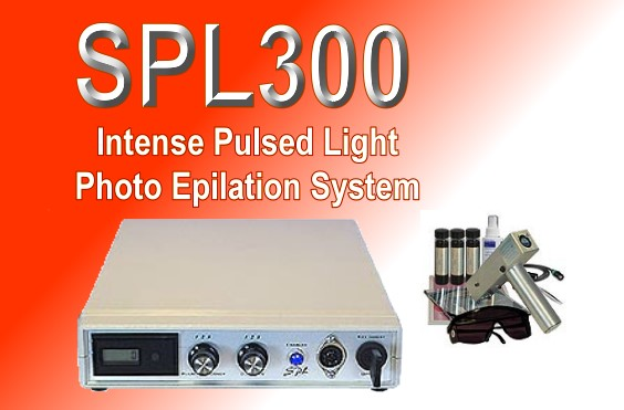 Super Pulsed Light Hair Removal System SPL300