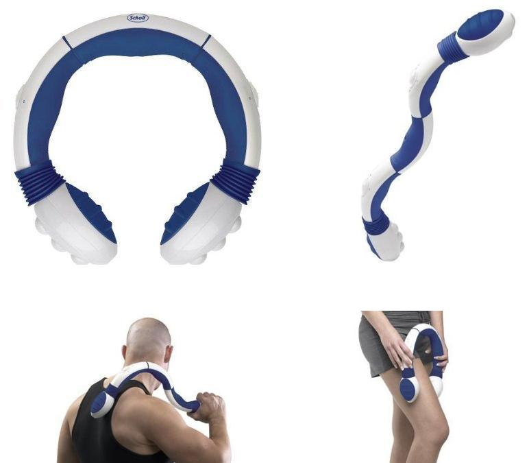 Scholl Flexible Body Massager